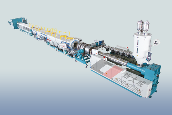 PE pipe production line Featured Image