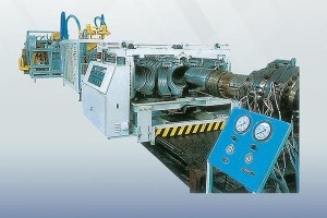 Double Wall Corrugated Pipe Machinery