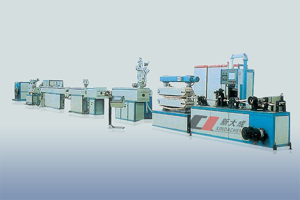 Aluminum-plastic composite pipe production line Featured Image