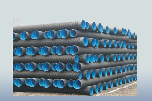Buried cable reinforced corrugated pipe production equipment