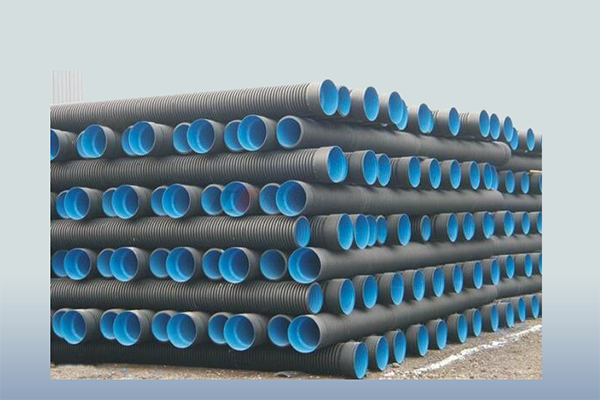 Buried cable reinforced corrugated pipe production equipment Featured Image