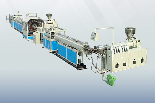 PVC Fiber Enhancing soft pipe Machinery Featured Image