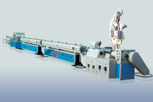 Factory Outlets Plastic Tube Corrugated Machine -