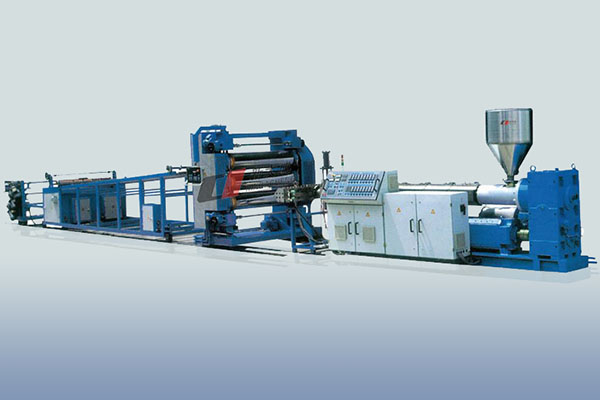 PVC Plstic Extruding Sheet Production Line Featured Image