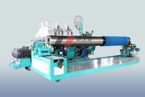 Krah Pipe Mukudhinda Line (Large Caliber Pe ichitenderera Structural Wall Pipe Production Line)