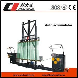 Auto accumulator