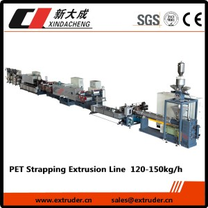 PET strapping Production linya (Eco-model)