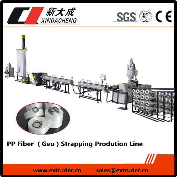 PP Fiber (Geo) strapping Production line Featured Image