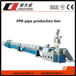 PPR raina pipe production