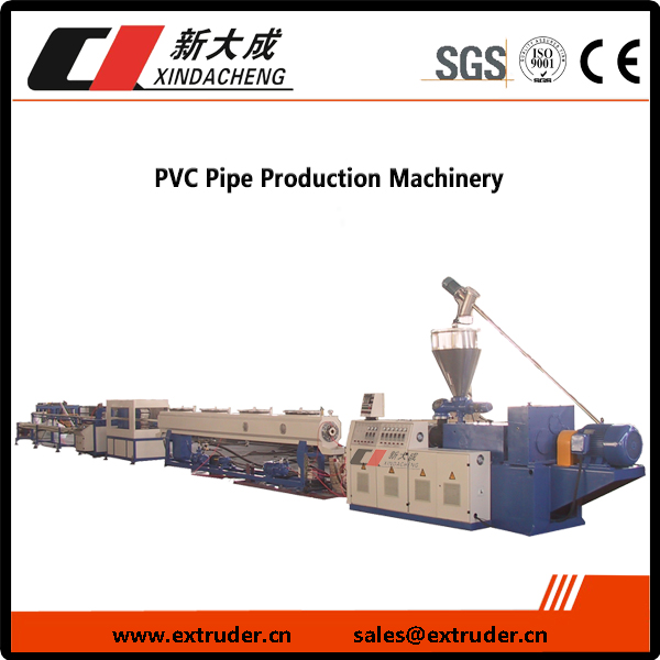 PVC pipe production line Featured Image
