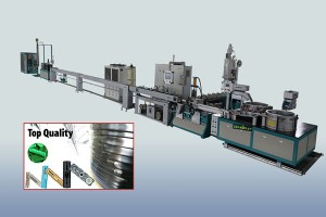 New High speed Flat drip irrigation Pipe Production line (speed 300mmin)