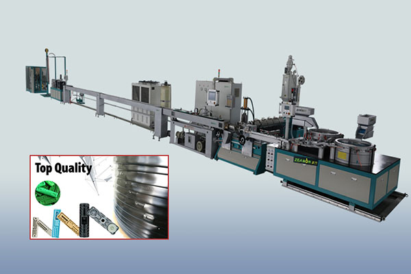 New High speed Flat drip irrigation Pipe Production line (speed 300mmin) Featured Image