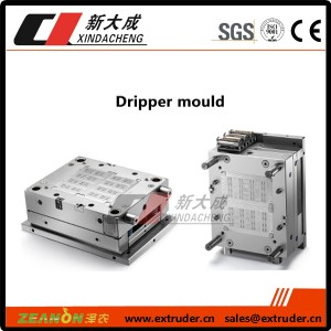 Dripper mould