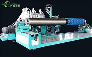 2018 yılının 07 Mayıs günü, Xindacheng dört makine ko-ekstrüzyon teknolojisi patentini sahip olduğu Krah boru üretim hattı, üretim için Rusya'ya gönderildi.