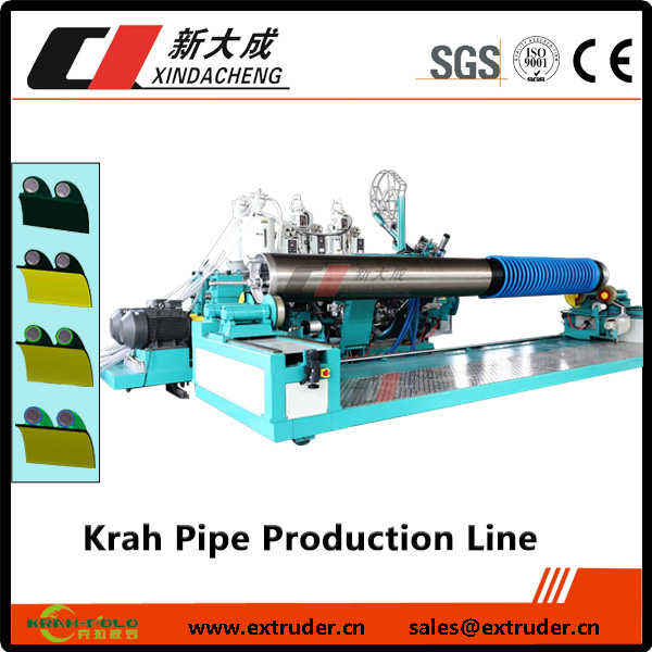 Krah pipe production line Featured Image