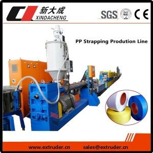 PP strapping Production linya